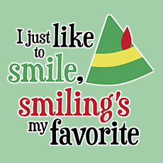 Elf Smilings My Favorite