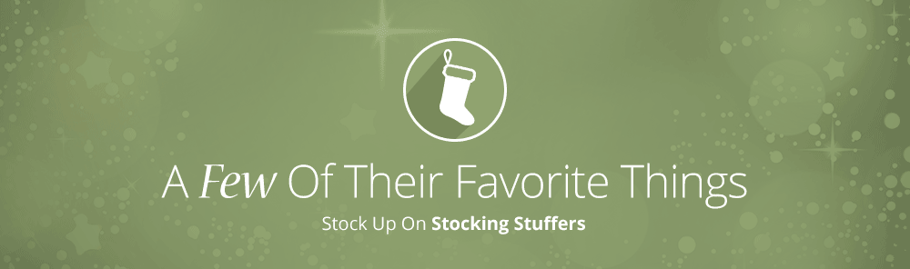 Stock up on Christmas stocking stuffers in every price