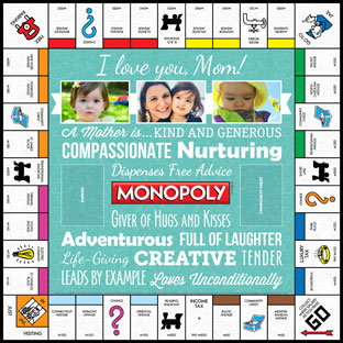 A Mother Is… Monopoly