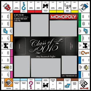 Script Class of 2015 Monopoly