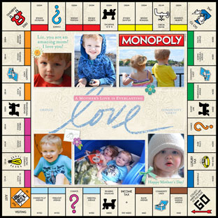 A Mother's Love Monopoly