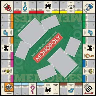 School Memories 2 Monopoly