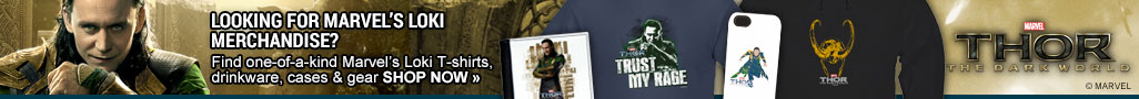 Looking for Marvel's Loki Merchandise?
