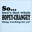 Hope vs Change