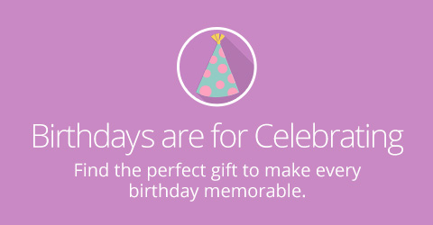 Birthday Gifts Mobile Banner