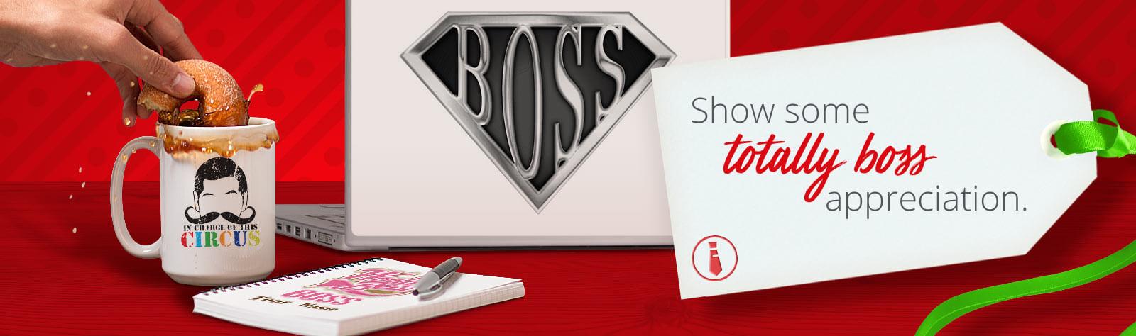 Boss Banner