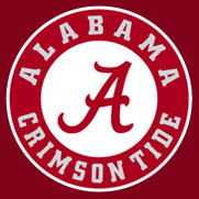Alabama Crimson fan gear