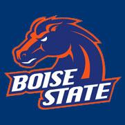 Boise State fan gears