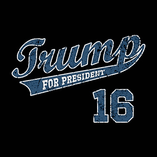 Donald Trump for President Election 2016