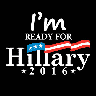 Hillary Clinton for President Election 2016