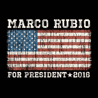 Marco Rubio for President Election 2016
