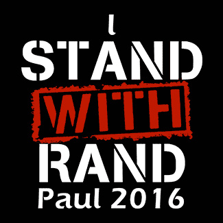 Rand Paul for President Election 2016