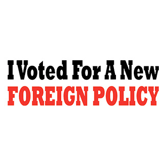 Foreign Policy Issues in 2016 Election