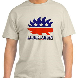 Libertarian Party Candidate Products for Election 2016