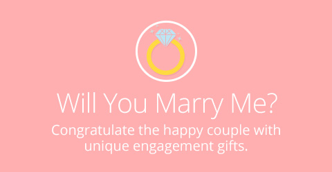 Engagement Gifts Mobile Banner