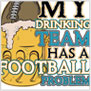 My Drinking Team Has a Football Problem