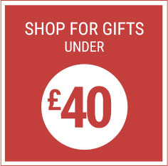 Gifts under £40