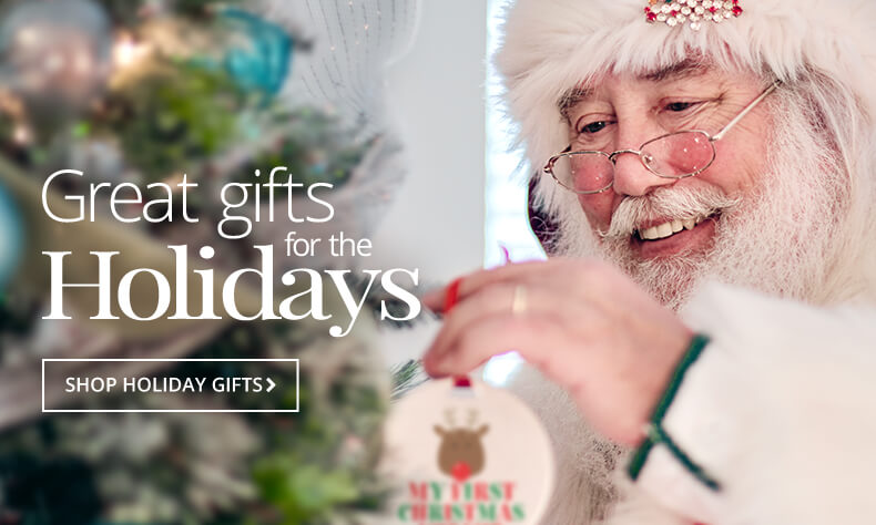 Great gifts for the Holidays - Shop Holiday Gifts