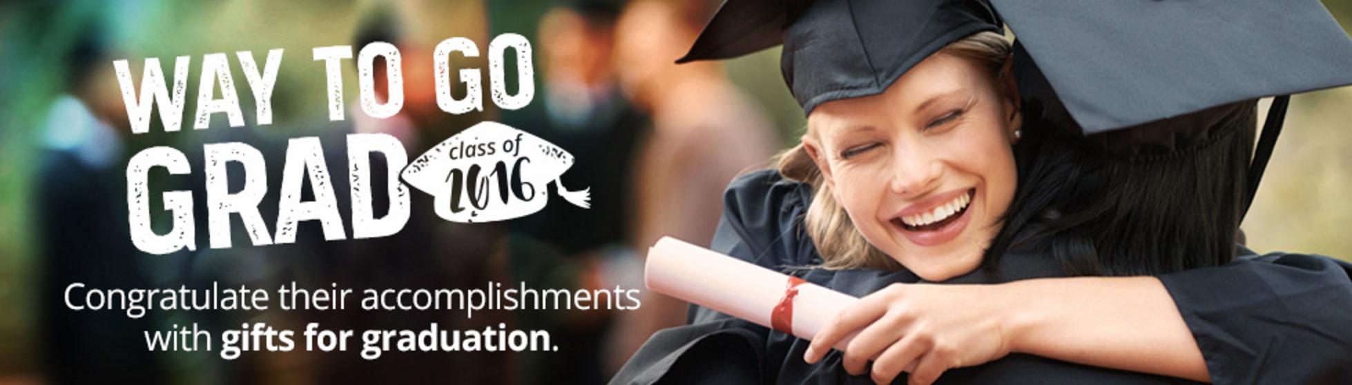 Graduation Hero Banner