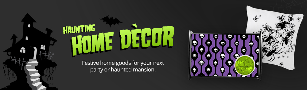 Halloween Decor Banner