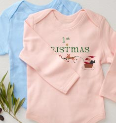 Custom Baby Apparel