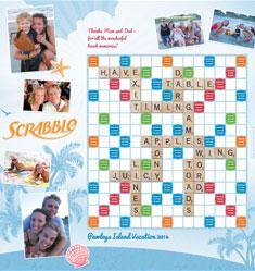 Custom Scrabble