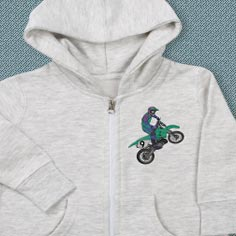 Sports Toddler Hoodies