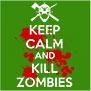 Scary Keep Calm T-shirts