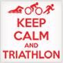Sporty Keep Calm T-shirts