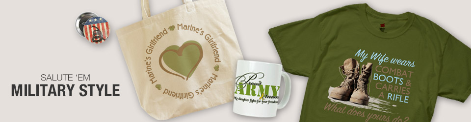 Military Clothing & Gifts