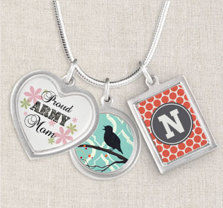 Mother's Day Necklaces, Charms and more