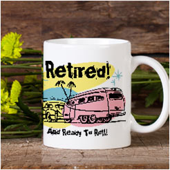 Gifts for retirement retirement gifts greeting cards t shirts other retirement gifts mugs negle Images