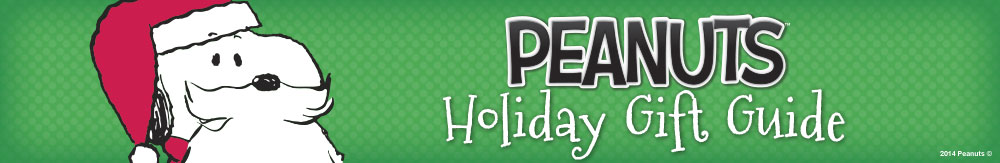 Peanuts Holiday Gift Guide