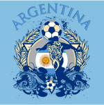 Argentina Soccer Gifts