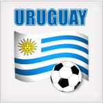 Uruguay Soccer Gifts
