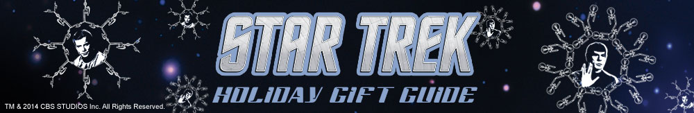 Star Trek Gifts Amp Merchandise Star Trek Holiday Gift Ideas