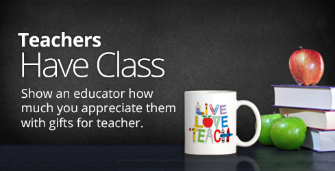 Teacher Gifts Mobile Banner
