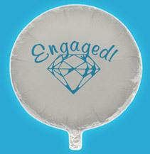 Engaged Balloon