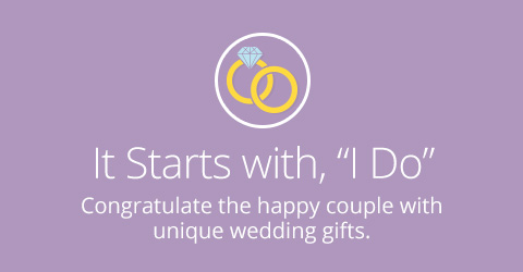 Wedding Gifts Mobile Banner