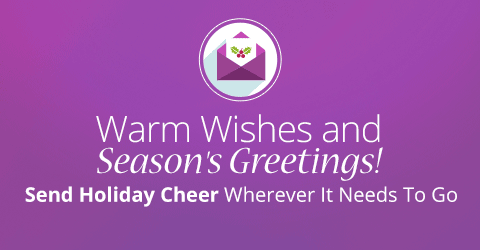 Send Holiday Cheer with Cafepress Greeting Cards