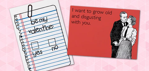 Valentine's Greeting Cards