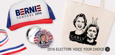 2016 ELECTION: VOICE YOUR CHOICE