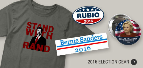 2016 ELECTION GEAR