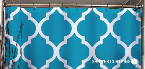 Shower curtain sale!
