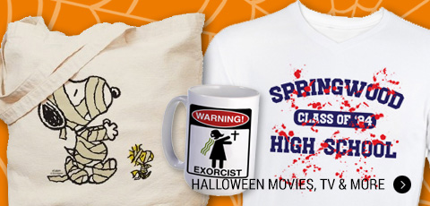 HALLOWEEN MOVIES, TV & MORE