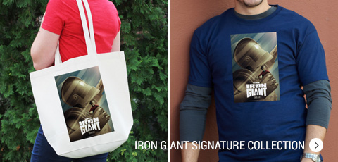 The Iron Giant Signature Edition Collection