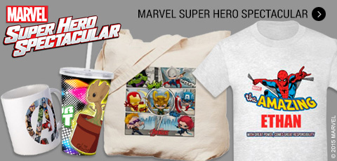 MARVEL'S SUPER HERO SPECTACULAR