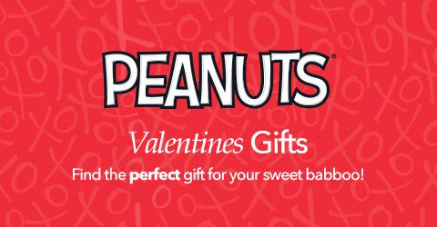 Peanuts and Snoopy Valentine's Day Gifts