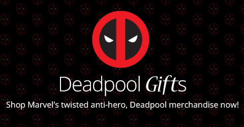 Deadpool Swag and Merchandise