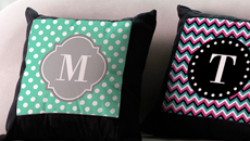 Design Your Own Pillows